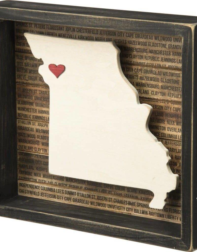 Missouri- Sign
