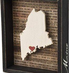 Maine - Sign