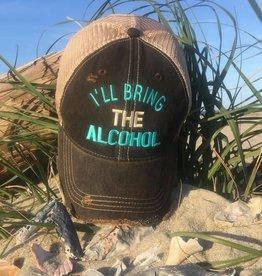 I'll Bring the Alcohol Hat