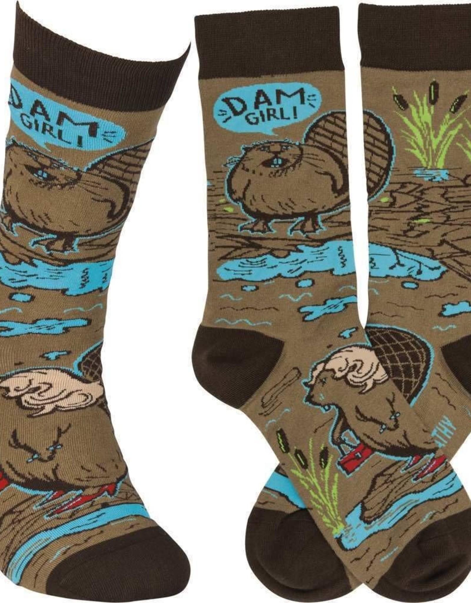 Dam Girl Socks