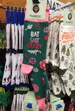 Bat Shit Crazy Socks