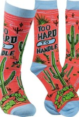 Too Hard to Handle Socks