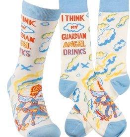 Guardian Angel Socks