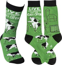 Gate Open Socks
