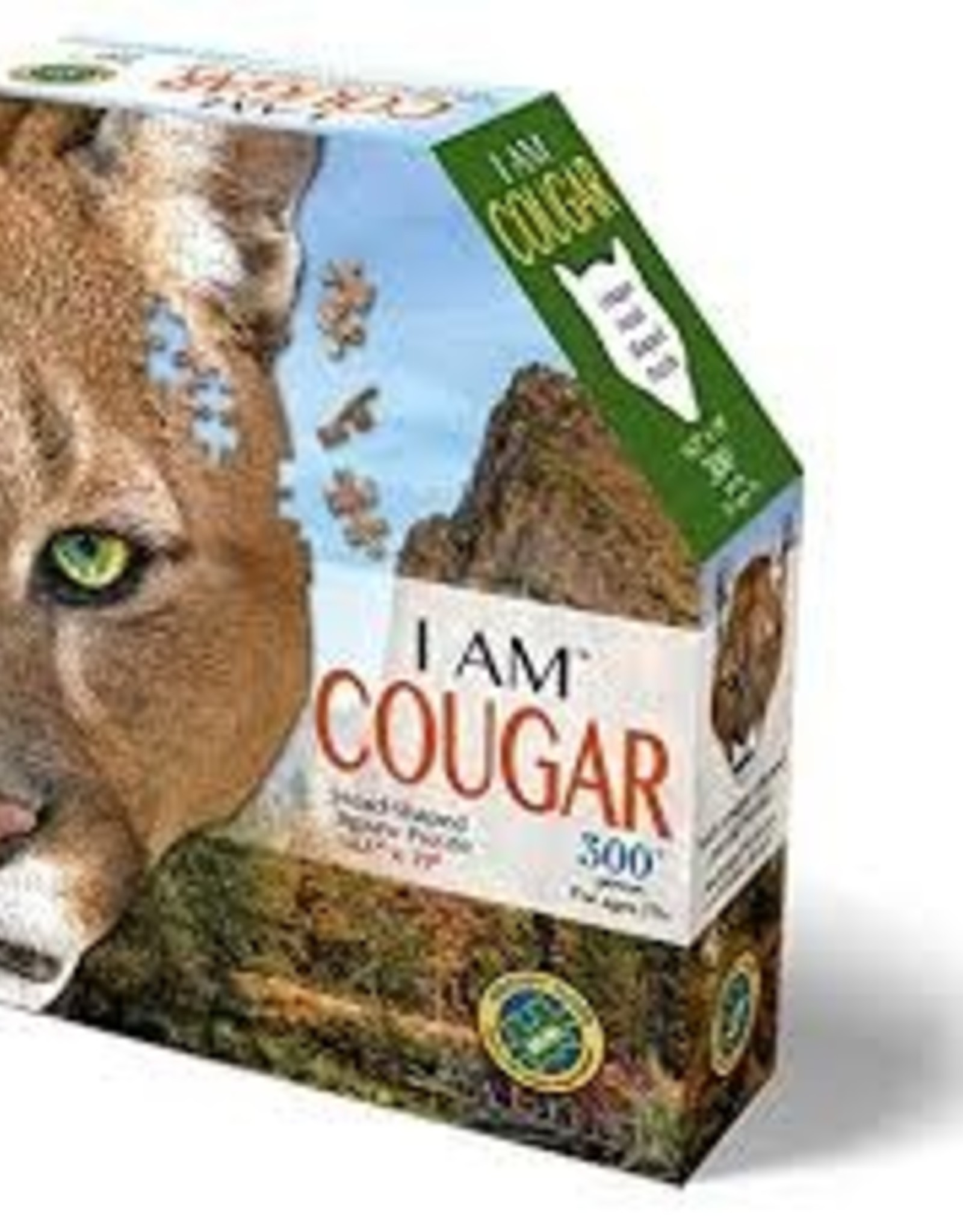 I am Mini Cougar Puzzle