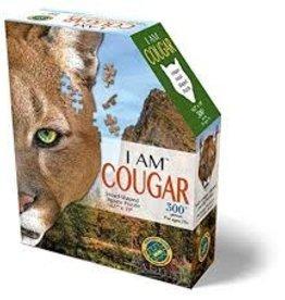 I am Mini Cougar Puzzle