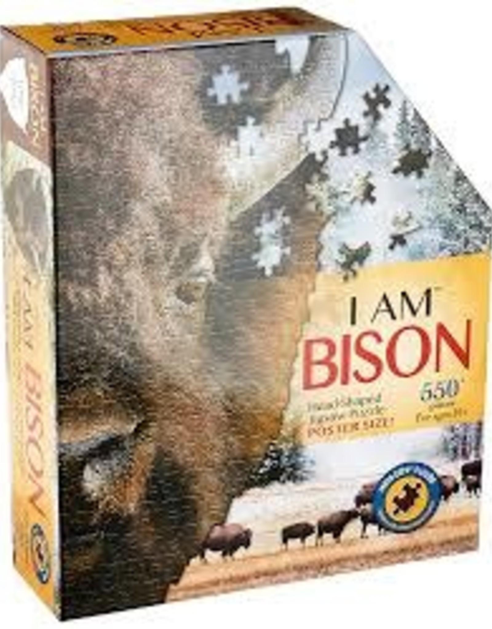 I Am Bison Puzzle