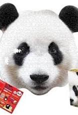 I Am Panda Puzzle
