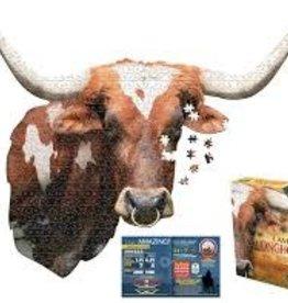 I am Longhorn Puzzle