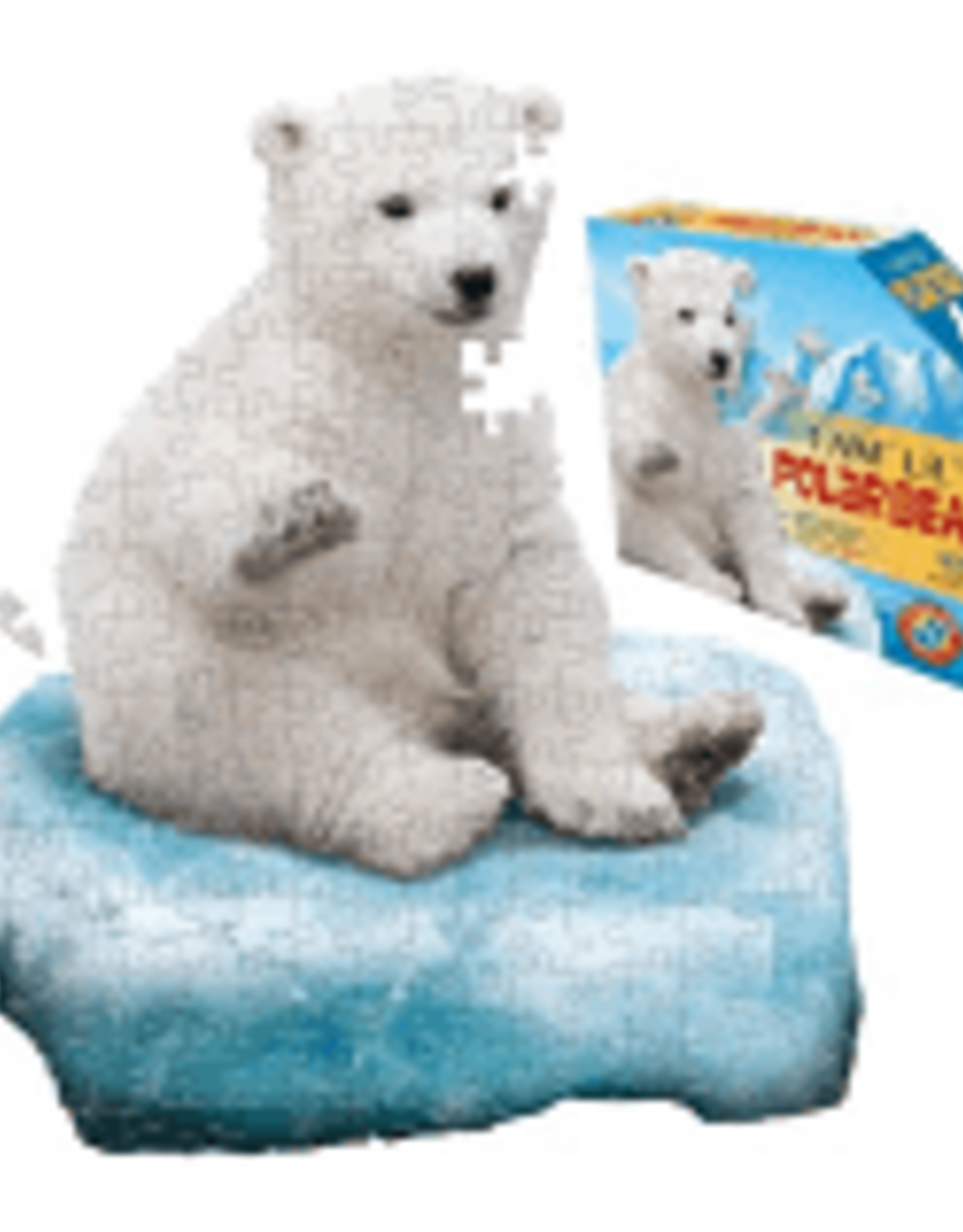 I am lil Polar Bear Puzzle