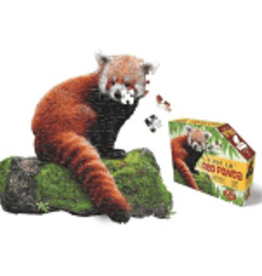 I am lil Red Panda Puzzle