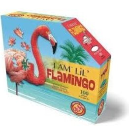 I am lil Flamingo Puzzle