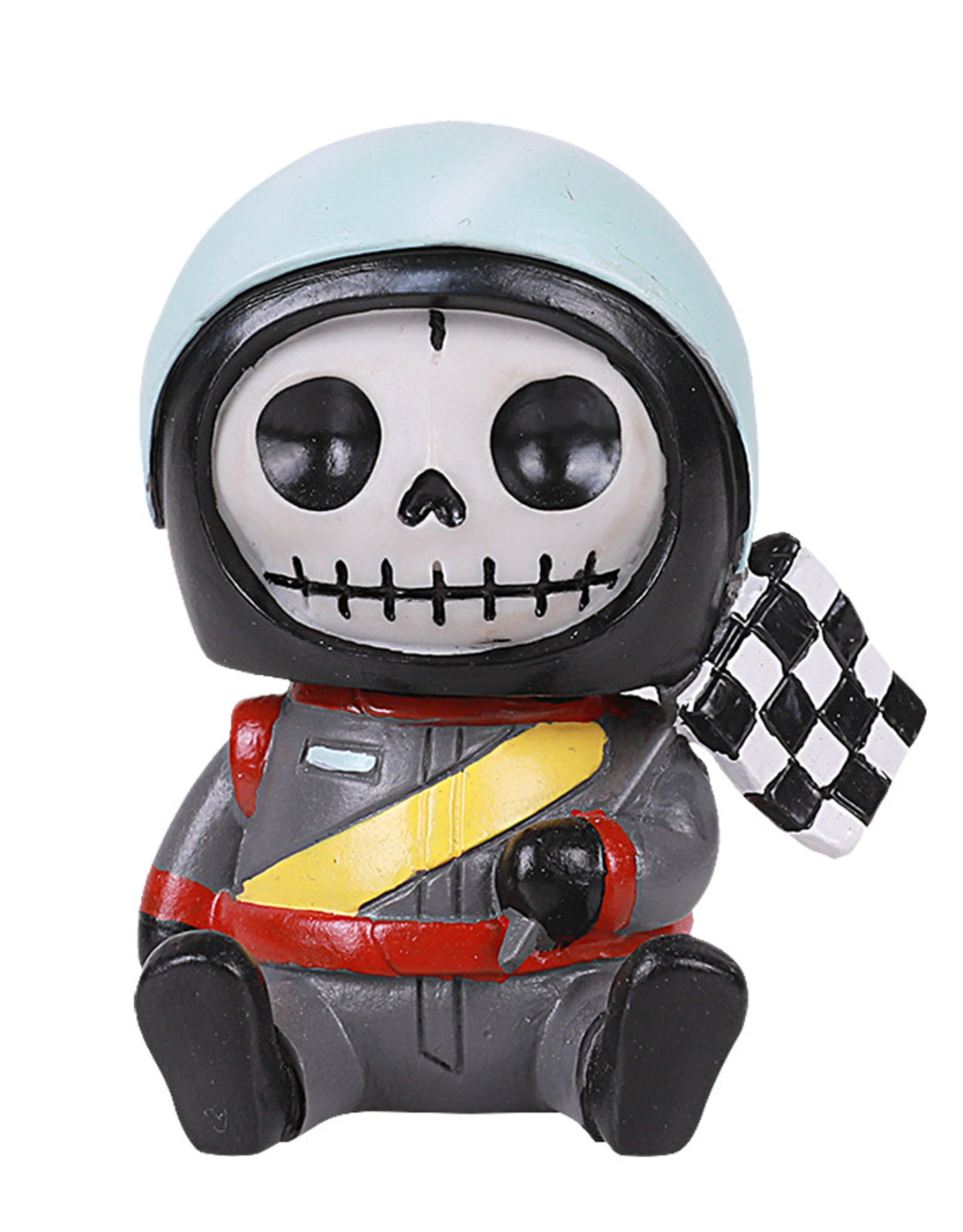 Furrybones Race Car Driver
