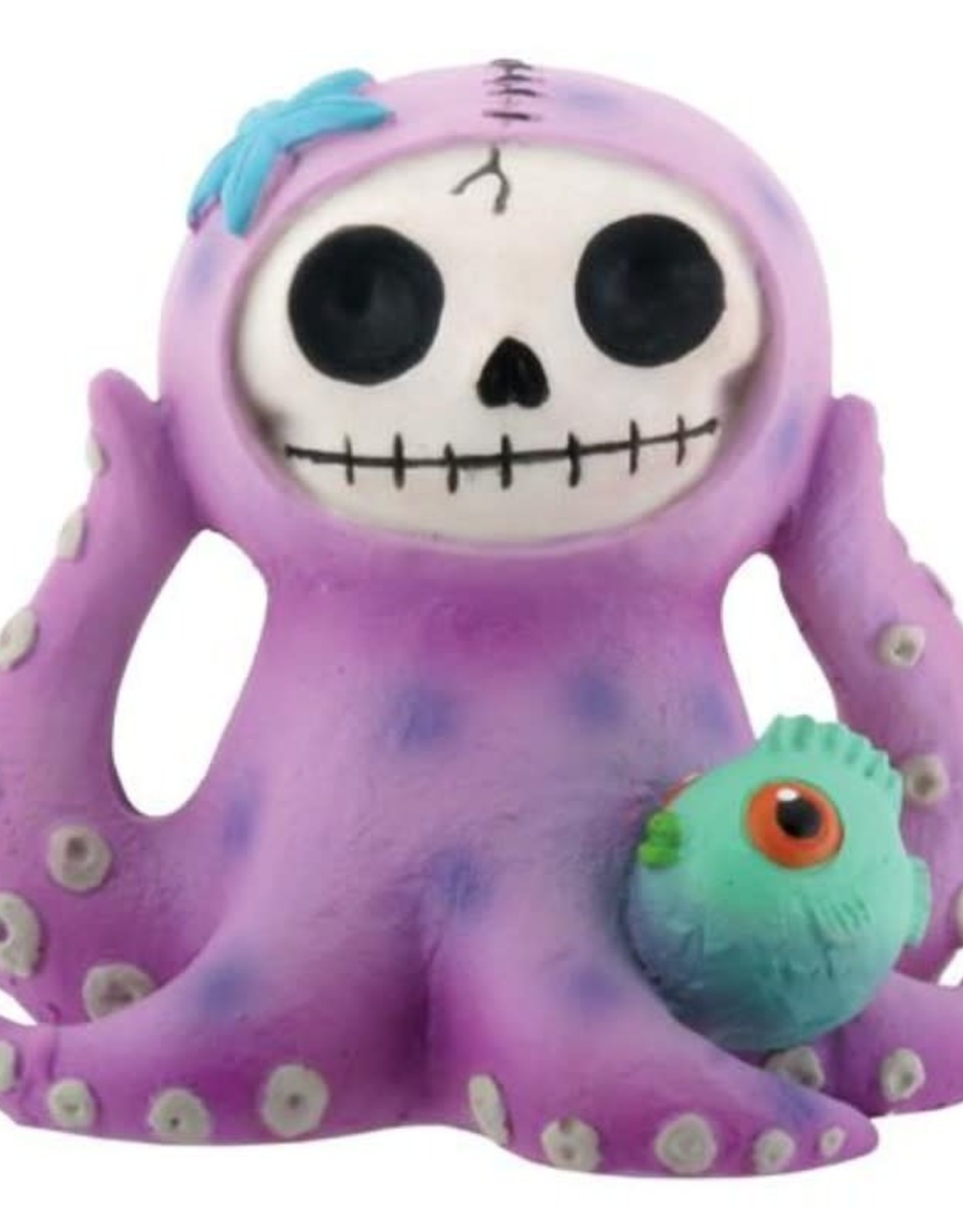 Furrybones Purple Octopee