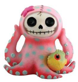 Furrybones Octopee (Pink)
