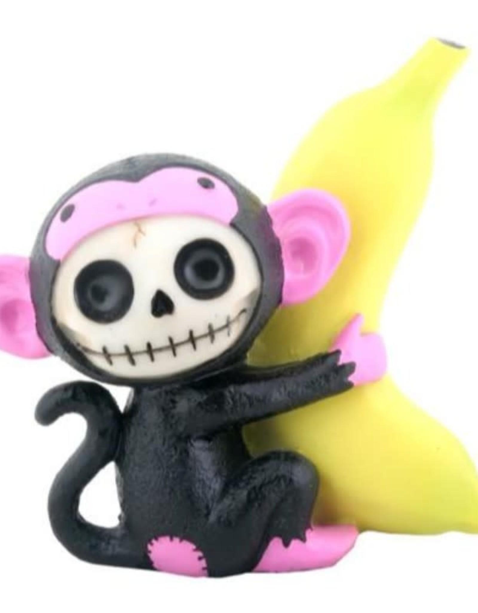 Furrybones Black Munky (Black Monkey)