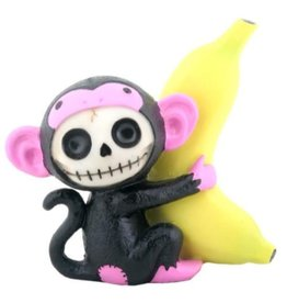 Furrybones Black Munky (Black Monkey)