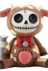 Furrybones Brown Moo Moo (Brown Cow)