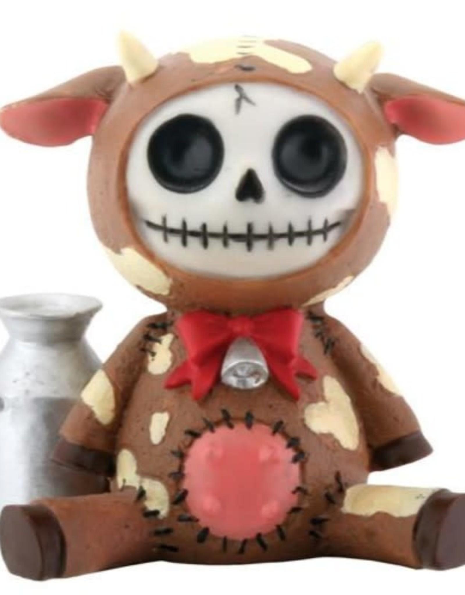 Furrybones Brown Moo Moo (Brown Cow)