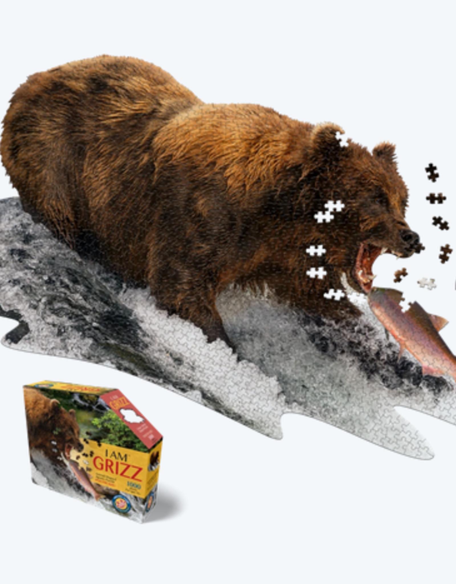 I am Grizzly 1000 piece