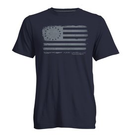 Camp David Camp David Mens Go To Tee Military Flag
