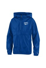 Champion CB1021 Champion Youth Pack n Go 1/4 Zip Jacket Lch Nantucket Over Shark