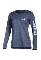 Champion C5293 Champion Ladies School Pride LST Lch Island Nantucket Sleeve