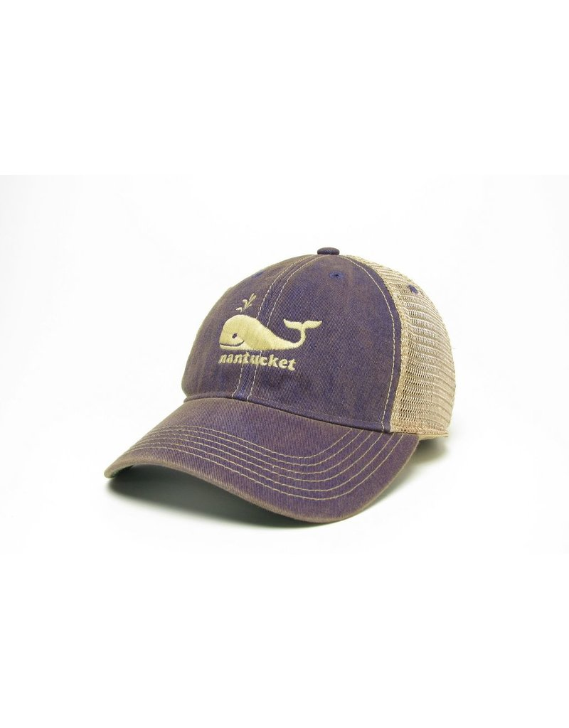 Legacy Legacy Trucker Youth Cap Happy Whale