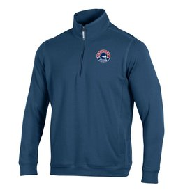 Gear Gear G3131 Mens Twin City 1/4 Zip Nantucket Island Shape Circle