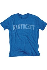 Lakeshirts Blue 84 Mens Tee Arc (Incorporated Font)