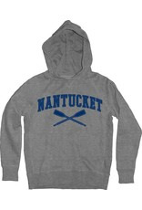Lakeshirts Blue 84 Youth POH Flipped Oars (Double Time)