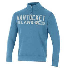 Gear Gear G3139 Mens Outta Town 1/4 Zip Nantucket Island Swordfish