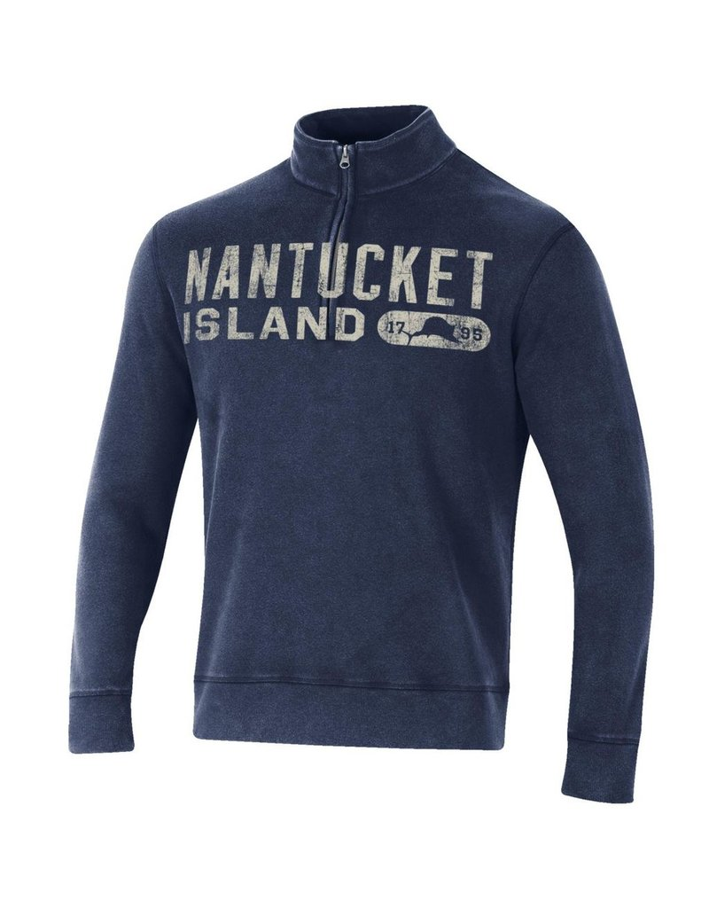 Gear Gear G3139 Mens Outta Town 1/4 Zip Nantucket Island Swordfish