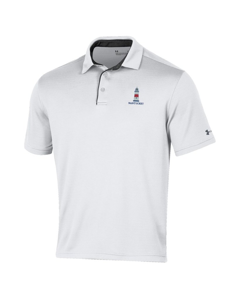 Under Armour UM0591 Under Amour Mens Tech Polo Lch Sankaty