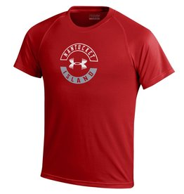 47 Brand UY0687 Under Armour NuTech Youth Tee Nantucket Island Circle
