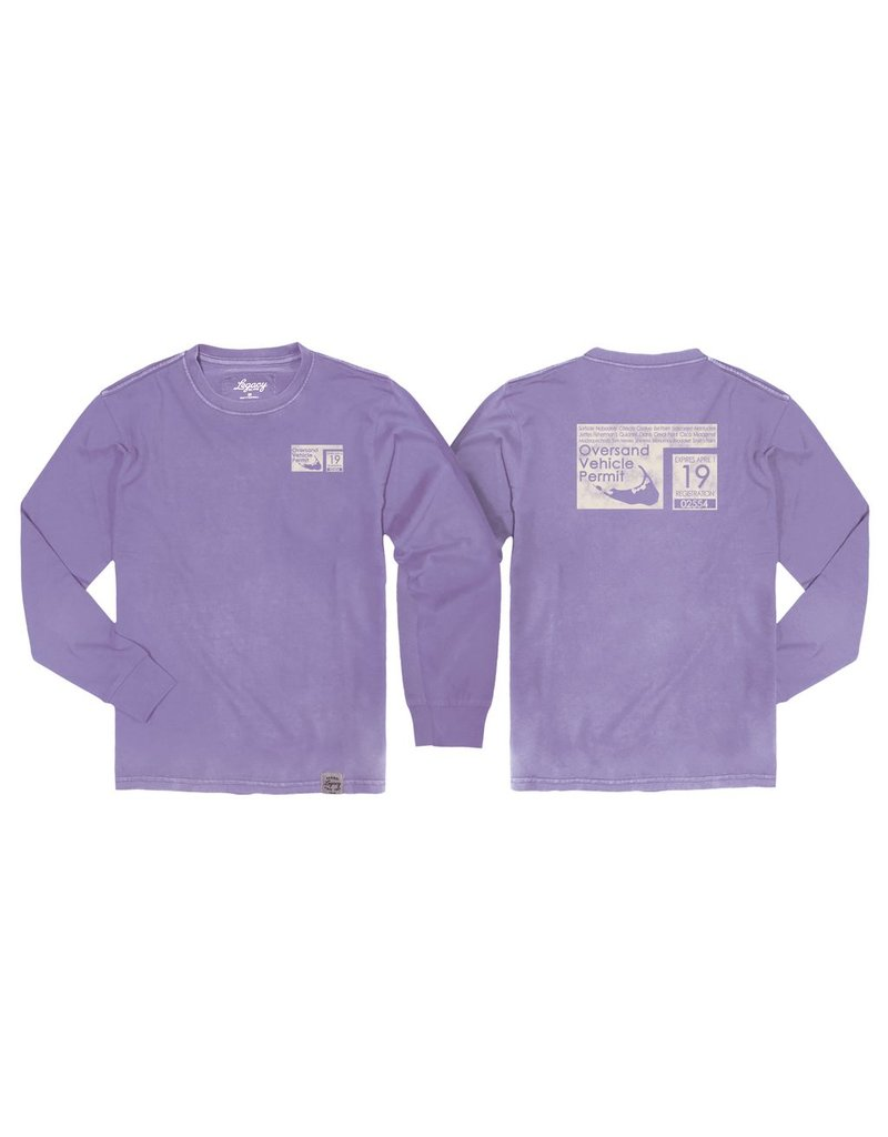 Legacy Legacy Youth Vintage Wash LST Oversand
