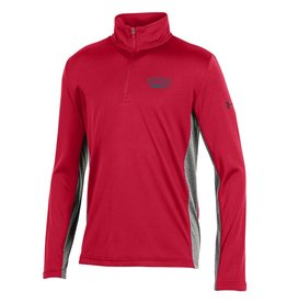 Under Armour UY2060 Under Armour Youth Siro Tech 1/4 Zip Nantucket Over UA Bar