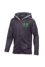 Under Armour UY2261 Under Armour Youth Tech Terry FZH Lch Big UA Over Nantucket