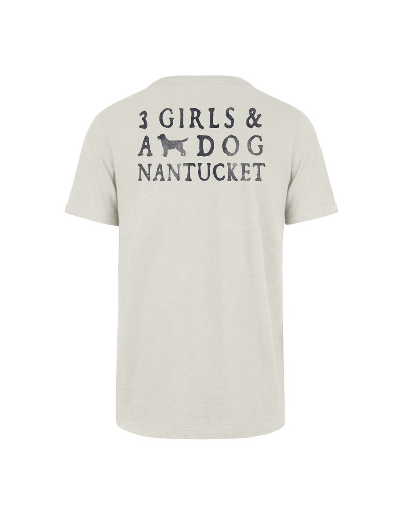 47 Brand 47 Mens Scrum Tee 3 Girls