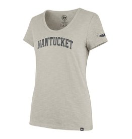 47 Brand 47 Ladies Scrum Scoop Tee ARC