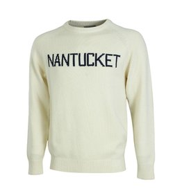 """Hillflint Hillflint Word Sweater, """"Nantucket"""""""