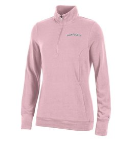 Champion C5085 Champion Ladies University Lounge 1/4 Zip, Lch Nan Arc