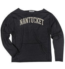 Legacy Legacy Ladies French Terry Scoop LST Nantucket Arc
