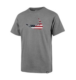 47 Brand 47 Youth Super Rival Tee, Island Flag