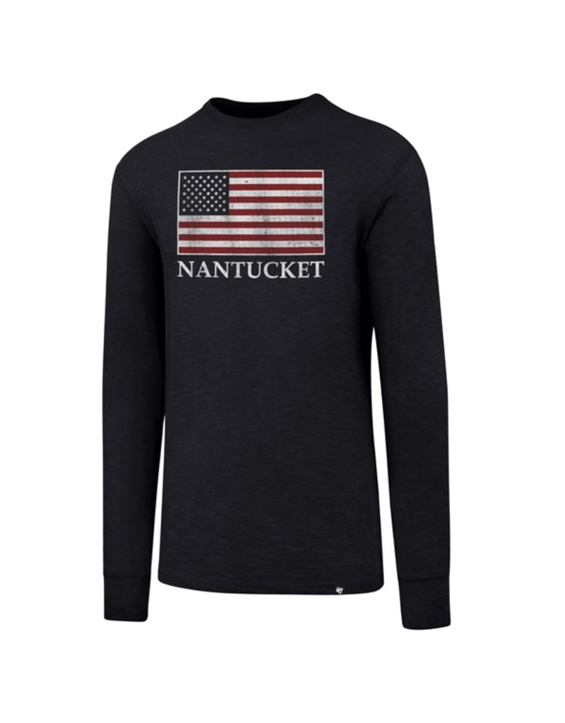 47 Brand 47 Mens LST Flag