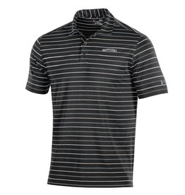 Under Armour UM0555 Under Armour Mens Performance Stripe 2.0 Polo Lch Nantucket Arc