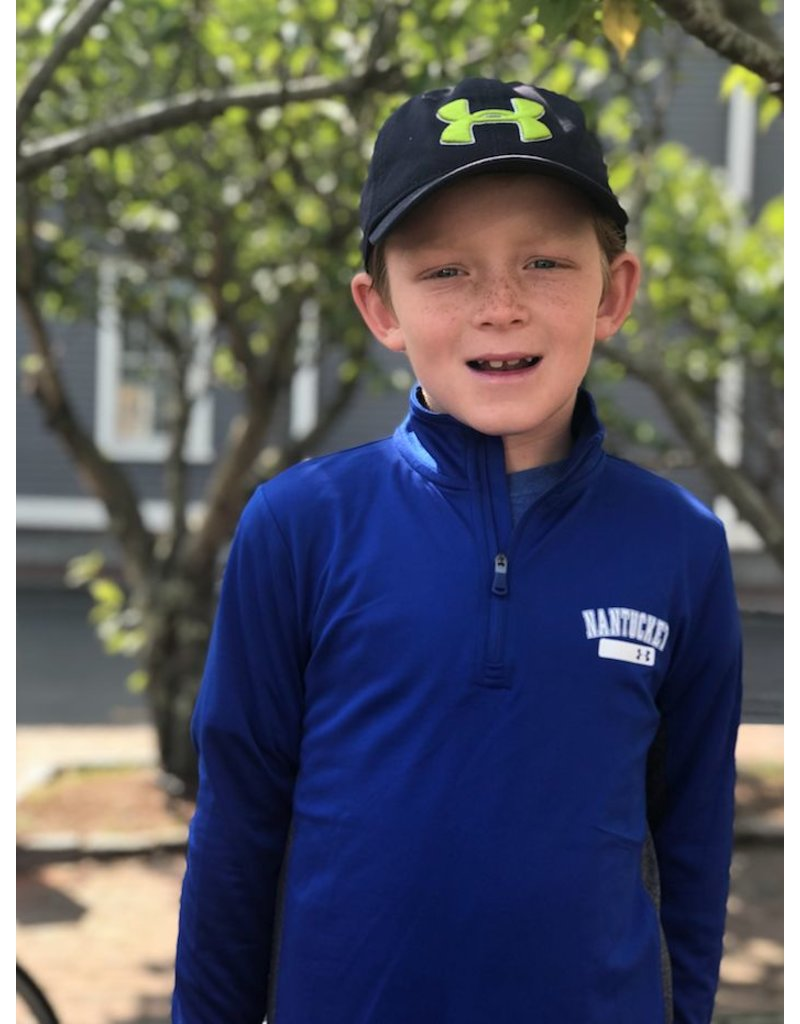 Under Armour Sporty and comfortable. This Under Armour cap is a kids favorite!