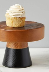 Black Mod Cake Stand - Small