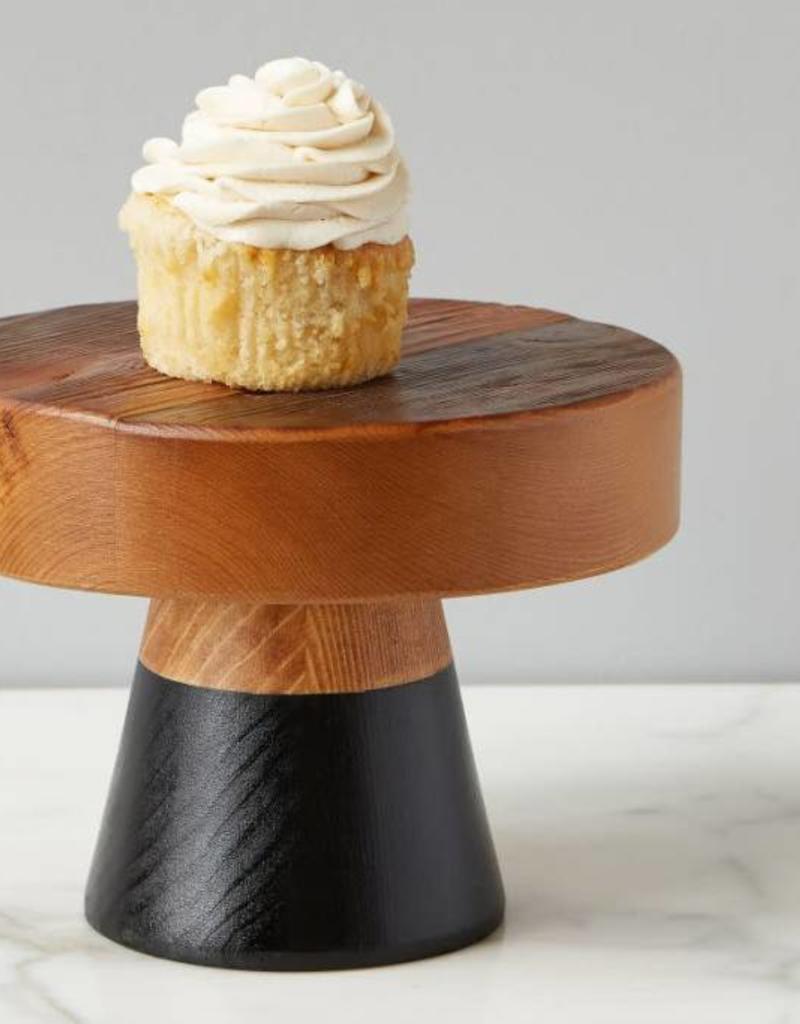 Black Mod Cake Stand