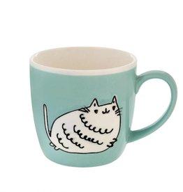 Ceramic Meow Mug